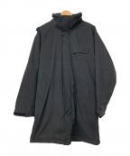WHITE MOUNTAINEERING(ホワイトマウンテ二アニング)の古着「ダウンジャケット」|ブラック