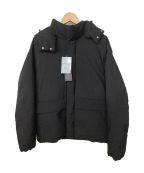 RAGEBLUE(レイジブルー)の古着「中綿ジャケット」|ブラック