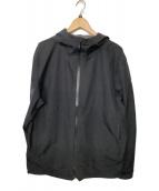 ()の古着「シェルジャケット」 ブラック