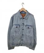 LEVI'S(リーバイス)の古着「デニムジャケット」|ブルー