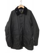 ()の古着「オイルドジャケット」 ブラック