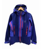 HAGLOFS(グロフス)の古着「マウンテンパーカー」|ブルー