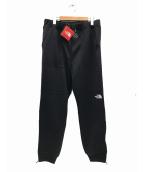 THE NORTH FACE(ザノースフェイス)の古着「Jersey Pants/ジャージパンツ」|ブラック