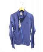 le coq sportif(ルコック・スポルティフ)の古着「ジャージトップ」 ブルー