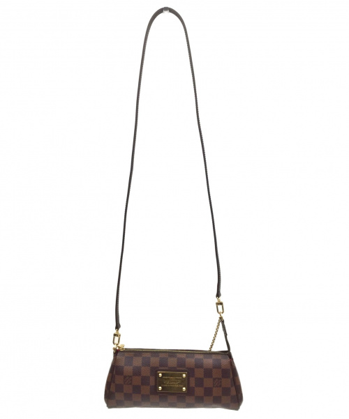 LOUIS VUITTON(ルイヴィトン)LOUIS VUITTON (ルイヴィトン) エヴァ ブラウン サイズ:- ダミエ N55213の古着・服飾アイテム