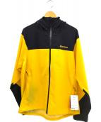 MARMOT(マーモット)の古着「ストームジャケット」|イエロー