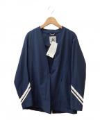 le coq sportif(ルコックスポルティフ)の古着「ナイロンテーラードジャケット」|ネイビー