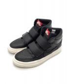 NIKE(ナイキ)の古着「Jordan 1 Retro High Double Str」|ブラック