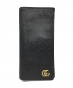 GUCCI()の古着「長財布」|ブラック