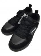UMBRO(アンブロ)の古着「ライフスタイルシューズ」|ブラック