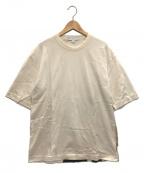 Y-3(ワイスリー)の古着「バックプリントTシャツ」|ベージュ
