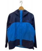 THE NORTH FACE(ザノースフェイス)の古着「マウンテンパーカー」|ネイビーxブルー