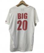 TMT(ティーエムティー)の古着「Tシャツ」|ホワイト