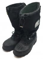 SOREL(ソレル)の古着「ベアーブーツ」|ブラック