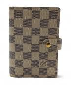 LOUIS VUITTON(ルイ ヴィトン)の古着「手帳カバー」|ホワイト