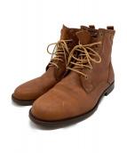 CAMPER(カンペール)の古着「ブーツ」 ブラウン