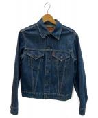 LEVIS(リーバイス)の古着「3rd デニムジャケット」|インディゴ