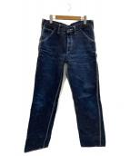 SAMURAI JEANS(サムライジーンズ)の古着「17ozペインターパンツ」|インディゴ