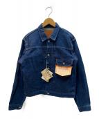 LEVIS(リーバイス)の古着「7701SXX復刻デニムジャケット」|インディゴ