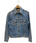 LEVIS(リーバイス)の古着「3rdタイプデニムジャケット」|ブルー