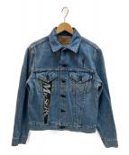 LEVIS(リーバイス)の古着「3rdタイプデニムジャケット」|インディゴ