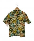 Star OF HOLLYWOOD(スターオブハリウッド)の古着「オープンカラーシャツ」|マルチカラー