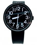 無印良品(ムジルシリョウヒン)の古着「公園の時計・リストウォッチ」