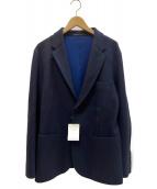 JOURNAL STANDARD TRISECT(ジャーナルスタンダードトライセクト)の古着「ウールジャケット」|ネイビー