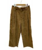 EEL(イール)の古着「ロッジパンツ」 ブラウン