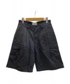 ironari(イロナリ)の古着「ブロンコショーツ」|ネイビー