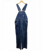 LEE(リー)の古着「[古着]60-70s ジェルトデニムーバーオール」|インディゴ
