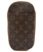 LOUIS VUITTON(ルイヴィトン)の古着「ポシェット・ガンジュ」|エベヌ