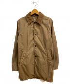 save khaki united(セーブカーキユナイテッド)の古着「ハンティングコート」|ブラウン