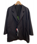 MAGIC STICK(マジックスティック)の古着「WILD 1B LAZY Jacket 」|ブラック