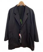 MAGIC STICK(マジックスティック)の古着「WILD 1B LAZY Jacket 」 ブラック
