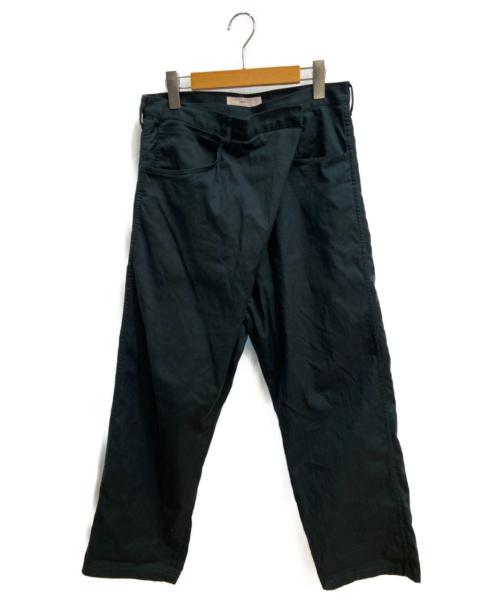 TOGA VIRILIS(トーガ ヴィリリース)TOGA VIRILIS (トーガ ヴィリリース) Stretch cotton pants グリーン サイズ:44の古着・服飾アイテム