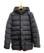 Traditional Weatherwear(トラディショナルウェザーウェア)の古着「ダウンジャケット」|ブラック