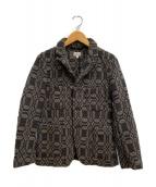 FWK Engineered Garments(エフダブリューケイ エンジニアードガーメンツ)の古着「ベッドフォードジャケット」 ブラック×グレー