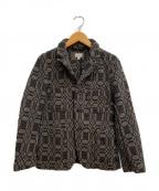 FWk Engineered Garments(エフダブリューケーエンジニアードガーメンツ)の古着「ベッドフォードジャケット」|ブラック×グレー