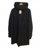 allegri(アレグリ)の古着「フーデッドコート」|ネイビー