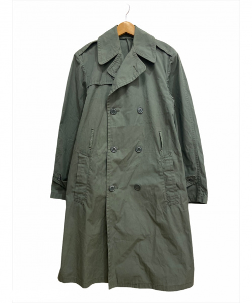 US ARMY(ユーエスアーミー)US ARMY (ユーエスアーミー) [古着]アーミートレンチコート カーキ サイズ:34Lの古着・服飾アイテム