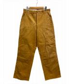 Drybak(ドライバック)の古着「[古着]ヴィンテージハンティングパンツ」|キャメル