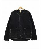 YSTRDYS TMRRW(イエスタディズトゥモロー)の古着「パシフィズムジャケット」 ブラック