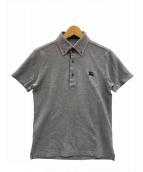()の古着「ポロシャツ」 グレー