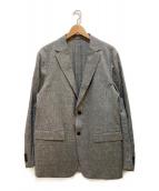 ()の古着「テーラードジャケット」 グレー