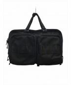BRIEFING×UNITED ARROWS(ブリーフィング × ユナイテッドアローズ)の古着「3Wayビジネスバッグ」 ブラック