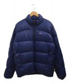()の古着「フィッツロイダウンジャケット」|ブルー