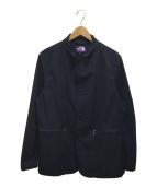 ()の古着「撥水ツイルフィールドジャケット」|ネイビー