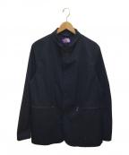 THE NORTHFACE PURPLELABEL(ザノースフェイス パープルレーベル)の古着「撥水ツイルフィールドジャケット」|ネイビー