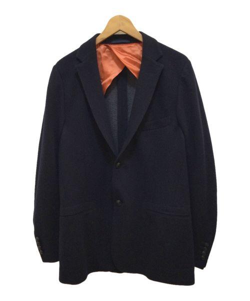 GUCCI(グッチ)GUCCI (グッチ) ウールテーラードジャケット ネイビー サイズ: 7-50Rの古着・服飾アイテム
